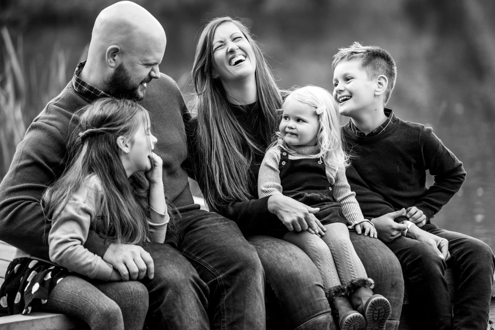 Family photographer Surrey, Photography Training