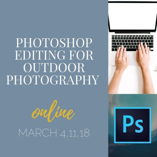 PHOTOSHOP EDITING COURSE