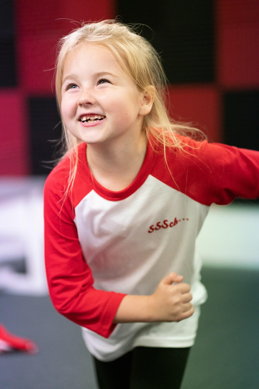 happy childrens photographer